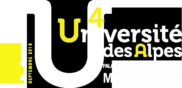 4e Université des Alpes, le 21 et 22 septembre 2016 à Megève