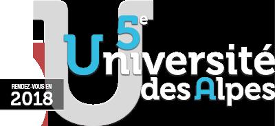 3e Université des Alpes, le 18 et 19 octobre 2017 à Annecy